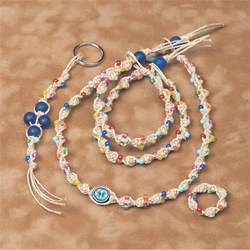 Butterfly Hemp Jewelry Kit