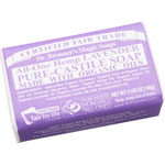 Dr. Bronner's Lavender Hemp Bar Soap