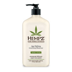 Hempz Age Defying Herbal Moisturizer - 17 oz