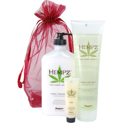 Hempz Herbal Moisturizer Gift Bag