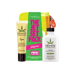 Hempz Jet Set Pack