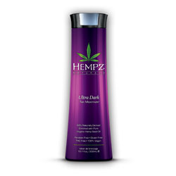 Hempz Naturals Ultra Dark Tan Maximizer - 10.1 oz