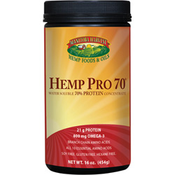Manitoba Harvest Hemp Pro 70 - 70% Hemp Protein Concentrate - 16 oz