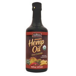 Nutiva Organic Hemp Oil - 16 fl oz