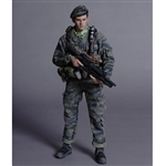 Boxed Figure: ACE US Navy Seals Team 1 CowBoy (13010)
