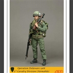 Boxed Figure: ACE Operation Delaware 1968 – 1st Cavalry Division (Air mobile) (13011)
