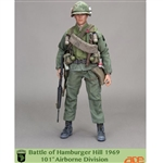 Boxed Figure: ACE 101st Airborne Division, Battle of Hamburger Hill (13023)