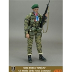"Boxed Figure: ACE Mike Force"" Baron"" US Mobile Strike Force Command (13032)"