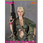 "Boxed Figure: ACE Playgirl Series U.S. Vietnam War ""Play Company"" (13029)"