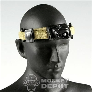 Flashlight ACE Petzl Head Lamp