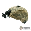 Helmet ACE US MICH 2000 Helmet w/ ACU Cover Weathered