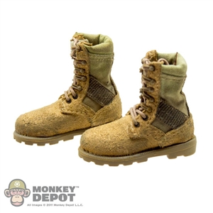 Boots ACE Modern Desert Cloth Weathered