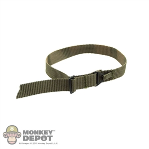 Belt ACE Rigger Type Green Weathered