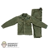 Uniform: ACE OG-107 Tropical Combat 3rd Pattern