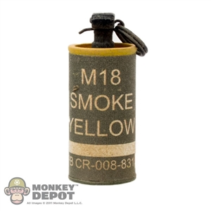 Grenade: Ace M18 Smoke Grenade Yellow