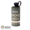 Grenade: Ace M18 Smoke Grenade Green