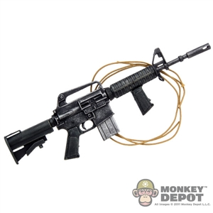 Rifle: Ace XM-177 w/Custom Vertical Foregrip