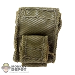 Pouch: Ace Hot-Wet Individual Survival Kit Pouch (Aged)