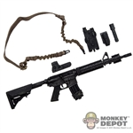 Rifle: Ace M4 w/Accessories