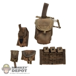 Pouch: ACE Weathered Pouch Set