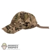 Hat: ACE Camo Baseball Hat