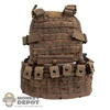 Vest: ACE Plate Carrier w/Chest Rig Coyote