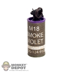 Grenade: Ace M18 Smoke Grenade Purple