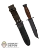 Knife: Ace Ka-Bar Combat Knife