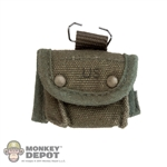 Pouch: Ace Jungle First Aid Pouch (Slightly Aged)