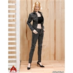 Outfit: ACPlay Cowgirl Clothing Set - Black (AP-ATX012B)