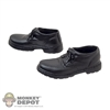 Shoes: ACPlay Mens Black Molded