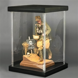 ACU Action Figure Display Case