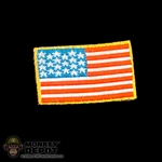 Insignia Art Figures US Flag Patch (Velcro)