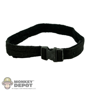 Belt Art Figures US Modern Black Duty Belt