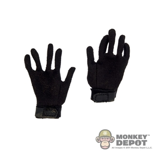 Gloves: Art Figures Black Gloves
