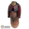Head: Art Figures Artistic Interpretation Head w/Helmet