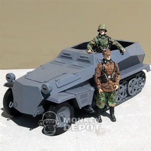 Vehicle Kit Armor Hobbies Sd.Kfz 250 Halftrack