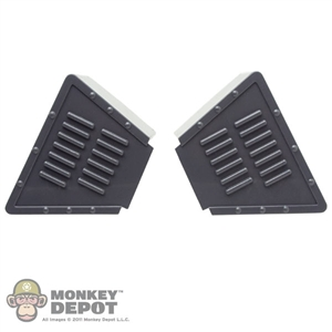 Tool: Armor Hobbies Sd.Kfz 250 Halftrack Breather Cover Set
