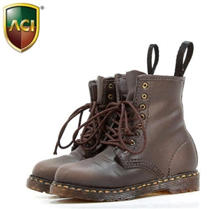 Boots: ACI Toys Fashion Boots Brown (ACI-729B)