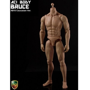 Figure: ACI 1/6 Body Series Bruce (Caucasian)