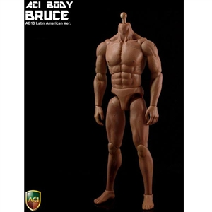 Figure: ACI 1/6 Body Series Bruce (Latin American)