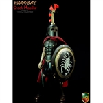 Boxed Figure: ACI 1/6 Warrior Series Greek Hoplite Black Helmet J Crest Ver. (ACI17C)