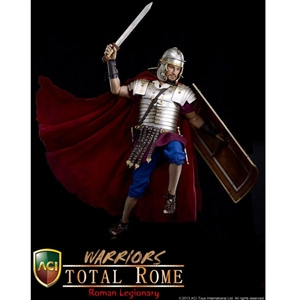 Boxed Figure: ACI 1/6 Warrior Series : Roman Legionary (ACI14A)
