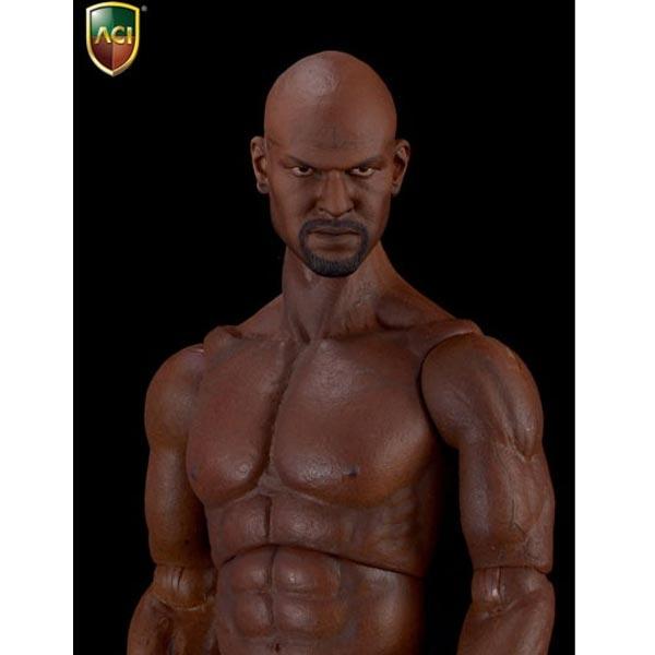 TBLeague PL2018-M36 Super-Flexible Male Black Skin