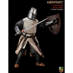 Boxed Figure: ACI Templar Knight Banner Holder (ACI24C)