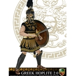 Uniform Set: ACI 1/6 Greek Hoplite 2.0 (ACI-772A)