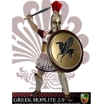 Uniform Set: ACI 1/6 Greek Hoplite 2.0 (ACI-772B)