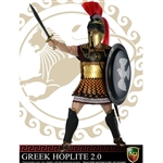 Uniform Set: ACI 1/6 Greek Hoplite 2.0 (ACI-772C)