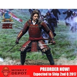 Boxed Figure: Pangaea Toy Samurai General (PG06)