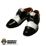Shoes: ACI Black Tip Saddle Shoes